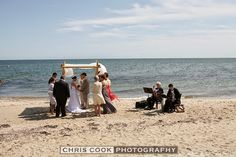 Cape Cod Celebrations: Eloping on Cape Cod