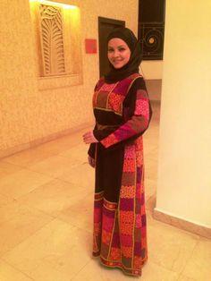 ثوب خان يونس -غزة هاشم