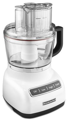 KitchenAid Exactslice System 9-Cup Food Processor Reviews