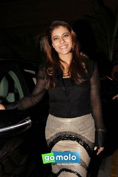 Kajol at the Screening of Hindi movie 'Dilwale' at PVR ICON in Versova, Mumbai