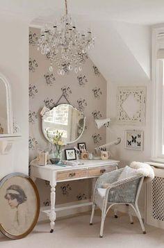 paris parisian vanity dressing table