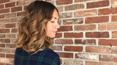 Balayage by Katie Haircut by Travis for the House of J. Henry