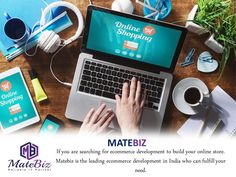 Matebiz is the leading ecommerce website development company which provide complete ecommerce services. For more info visit at https://www.matebiz.com/ecommerce-website-development-company-india/ #ecommercewebsite #ecommercewebsitedevelopment #ecommercedesigns #ecommercedevelopmentcompany #ecommercedevelopmentservices
