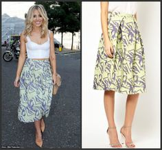 Steal Mollie King's summer look for just $33! Shop it here!