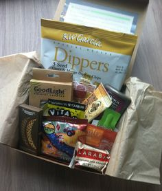 Conscious Box - October 2012 Review - Monthly Reviews Eco Friendly / Organic Subscription Boxes