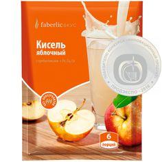Кисель Яблочный с пребиотиками + Fe, Cu, Co
