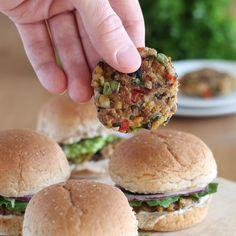 Crazy Veggie Burgers