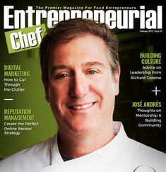 Proud and grateful that Entrepreneurial Chef asked us for our thoughts on for brands. Read the tips, page . Norman Love, Online Reviews, Problem Solving, Leadership, Management, Advice, Social Media, Thoughts, Marketing