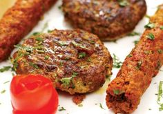 3 Different Kabob Recipes, Includes: Shikampuri Kabab, Hara Bhara Kabab, Haandi Kabab.