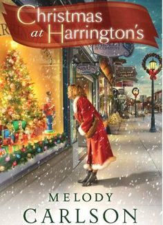 FREE e-Book: Christmas at Harrington's  #Christmas -- not sure if it's actually worth reading,  but it's free!!!