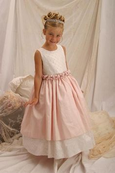 Flower Girl-Communion-Bridal-Carlotta