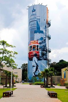 Eduardo Kobra - street artist