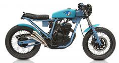 Custom Bike by Deus ex Machina: 'The Mouse Trap'   Classic Driver Magazine