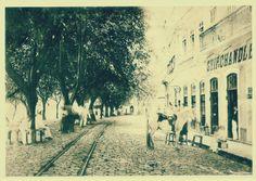 Largo da Lingueta no Antigo Cais da Lingueta Hoje Marco Zero do Recife Foto de 1889