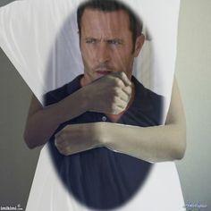 Hugging You....