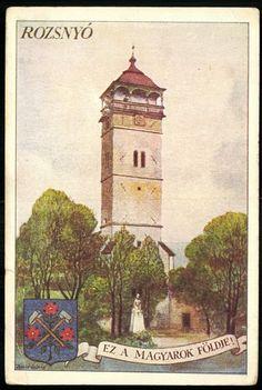 Rozsnyó Hungary, Budapest, Around The Worlds, Politics, History, Painting, Cards, Historia, Painting Art