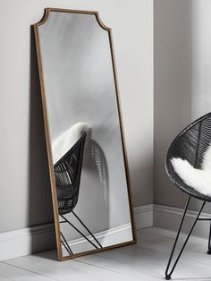 ] Full Lenght Mirror Birch Lane For More Information Visit Our Full Returns Information Page Or Call Us On 0330 333 2123 Or Email Customerqueriescoxandcoxcouk Cox Cox Linden Brass Full Length Mirror