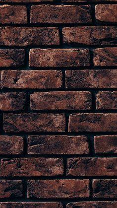 ◈❤৳εჯ৳นƦε❤◈ – Best of Wallpapers for Andriod and ios Brick Design Wallpaper, Brick Wallpaper Iphone, Black Brick Wallpaper, Black Background Wallpaper, Minimal Wallpaper, Apple Wallpaper, Dark Wallpaper, Colorful Wallpaper, Screen Wallpaper