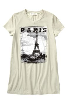 The Classic Paris The City of Love And Romance Dress (Little Girls & Big Girls) by The Classic on @nordstrom_rack