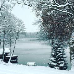 Aber ganz besonders schön ist natürlich eine strahlend weiße Schneelandschaft