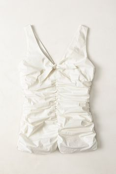 Archival Collection: Ruched Top - Anthropologie.com