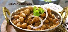 This Peshawari Chole Recipe has a hint of Peshawari Style. This is an ecstasy of delicious spicy kabuli chana masala recipe.For more information Visit  https://www.hungryforever.com/peshawari-chole-recipe/