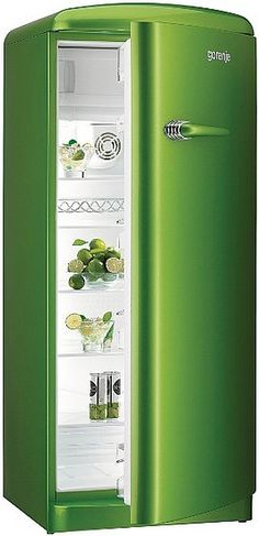 modern refrigerators vintage refrigerator and refrigerators on pinterest. Black Bedroom Furniture Sets. Home Design Ideas