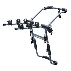 SportRack SR3141 Drafter 3 Rear Mount Bike Carrier, 3-Bikes, Granite Gray $149.99  #