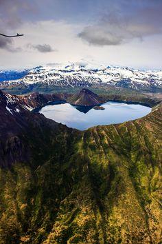 """""""I Call it Heart Lake"""" ~ Alaska 2014"""