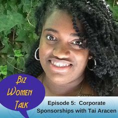 On this episode, Tai Aracen, The Corporate Sponsorship Coach, shares why Size doesn't matter in the world of corporate sponsorship, what you need in order to put together a winning sponsorship proposal and how social media can aid you in getting corporate sponsorships #UseCorporateCash  #TaiAracen #BuildaKickassBiz http://apple.co/1L4GgVK http://apple.co/1J2LoHJ