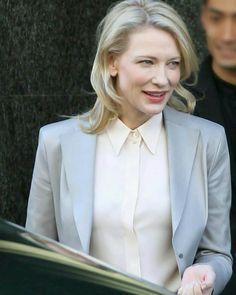 "20 curtidas, 1 comentários - Cate Blanchett Fans (@iheartcate) no Instagram: ""#cateblanchett lunch date with #giorgioarmani 2013"""