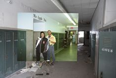 Detroiturbex.com - Cass Technical High School: Now and Then.  amazing amazing series of photos