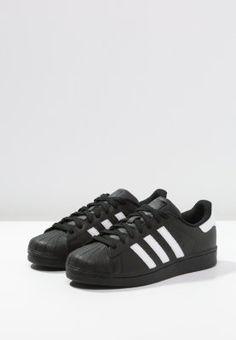 adidas Originals SUPERSTAR FOUNDATION - Sneaker low - core black -  Zalando.de Superstar Foundation 797083b57c