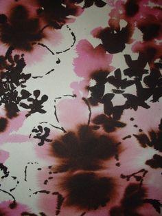 Floral Watercolor by Luli Sanchez