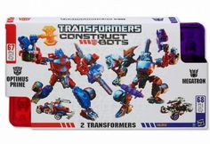 Transformers Construct-A-Bots Ultimate Set: Amazon.co.uk: Toys & Games