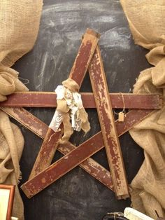 How To Make Holiday Stars From Reclaimed Wood