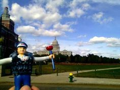 Mr. Rooter in D.C.!