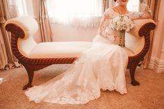 Vintage Bridal Room at Noriega House