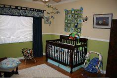 Blue/Green Boy Nursery
