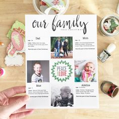 December Daily 2016 | This is Us – Little Paper Projects
