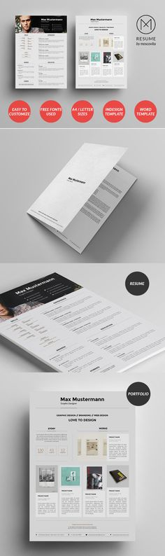 designer resume templates free download creative psd word http template