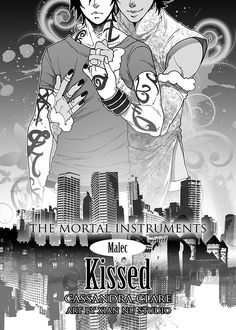 Xian Nu Studio: Manga Malec - First Kiss, click the picture to read the whole comic. It's super cute and perfect!