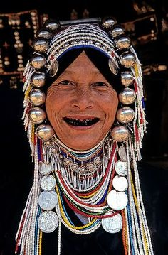Hill tribe, Chang Mai, Northern Thailand, Photographer: Anthony Webb ...