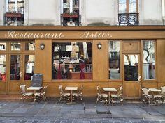 Os tradicionais bistrôs Paul Bert e Astier | Conexão Paris