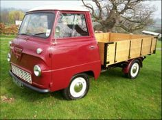 1960 Ford Thames 400E dropside truck
