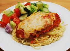 Chicken Parmigiana | Slimming Eats - Slimming World Recipes