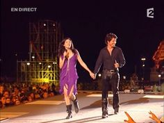 Nolwenn Leroy & Vincent Niclo - Quand on n'a que l'amour [Live 2004] - YouTube