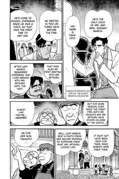 Read manga Detective Conan 0200 online in high quality Only Child, Child And Child, Manga Detective Conan, Manga To Read, Comics, Reading, Children, Young Children, Word Reading