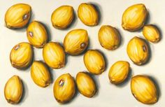 Your Paintings - Lisa Milroy paintings Object Photography, Color Photography, Lisa Milroy, Sarah Graham, Jim Dine, Still Life Artists, Food Patterns, Food Painting, Group Art