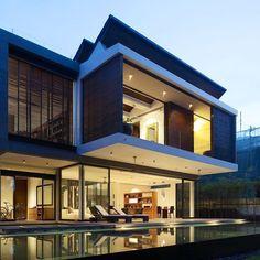 """✨72 Sentosa Cove House by ONG&ONG Location: Sentosa Cove, #Sentosa Island, #Singapore"""